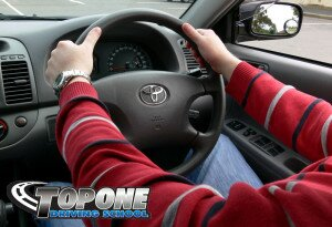 Topone Driving School driving lesson